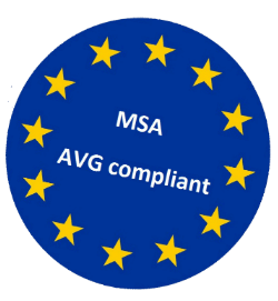 MSA avg compliant